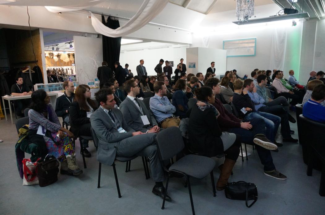 zaunberg unterstützt StartUP Berlin Event #4 und #5