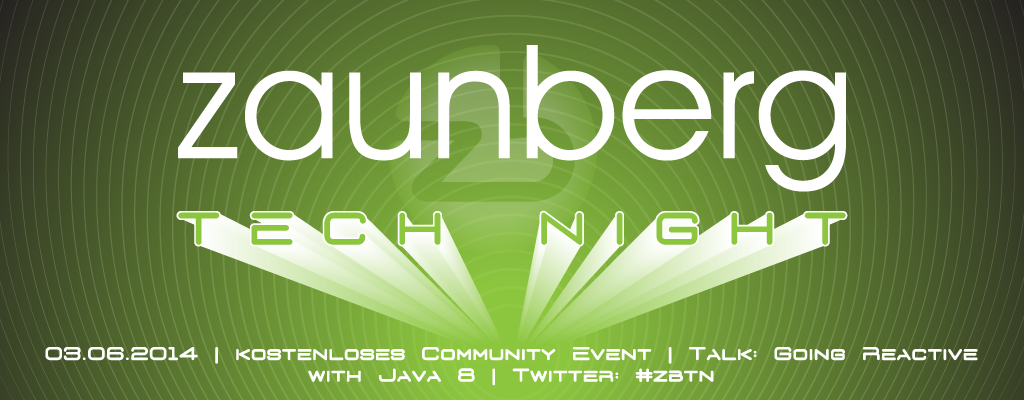 zaunberg tech nights 06/2014